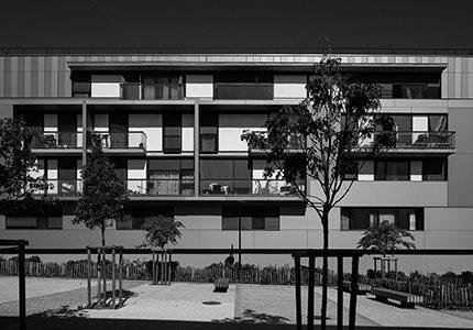 PIERREFITTE – Construction de 33 logements sociaux BBC – opération à démarche HQE