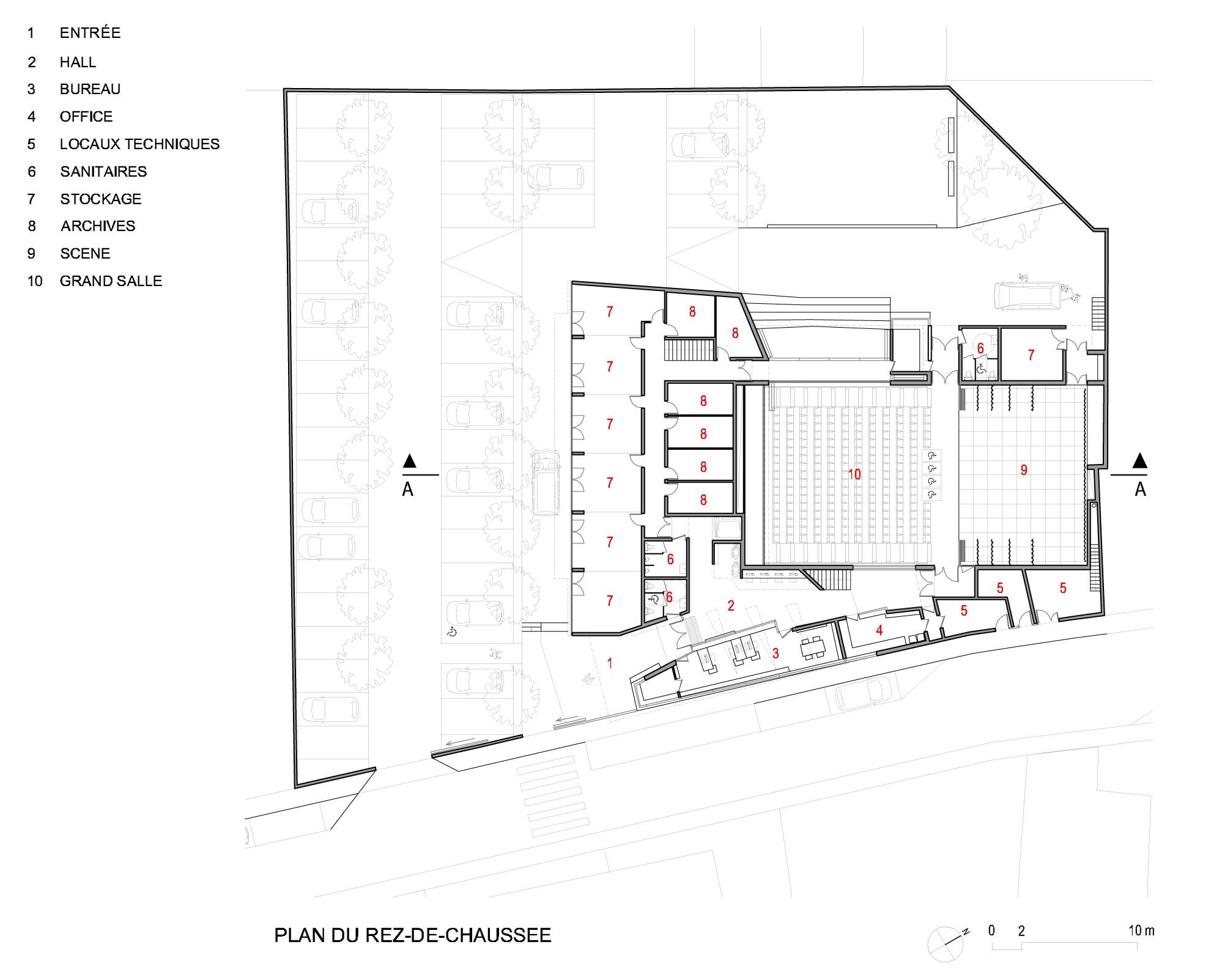 Mantes la ville construction d une maison des for Acheter des plans architecturaux