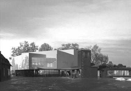AUBY – Construction de salles de spectacles et de répétition et d'un atelier d'expression artistique