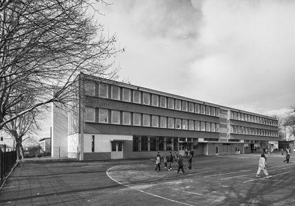 MONTREUIL – Restructuration de l'école élémentaire Henri Wallon