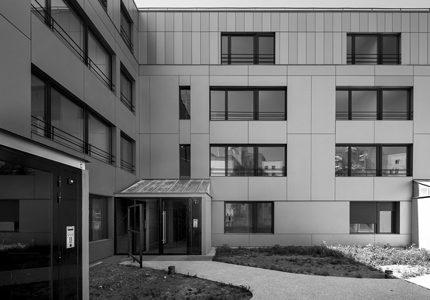 PIERREFITTE – Construction de 33 logements sociaux BBC – operation a demarche HQE