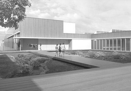 ROSNY-SUR-SEINE – Construction des locaux du service espaces verts, d'une ferme pédagogique et d'un écomusée