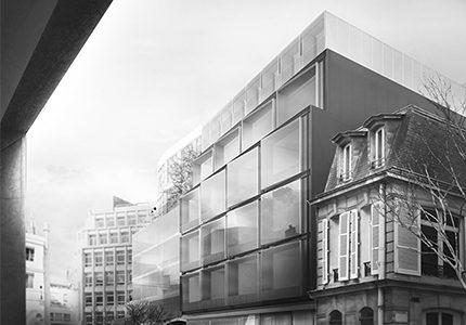 PARIS 8ème – Immeuble de Bureaux