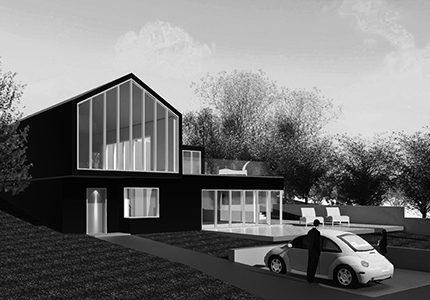 BOUGIVAL – Construction d'une maison individuelle