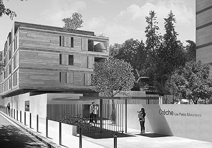 PARIS 12 – 20 logements + 1 crèche de 66 berceaux