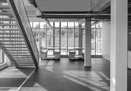 TOULOUSE – Aménagement d'une école d'enseignement supérieur de design et arts graphiques