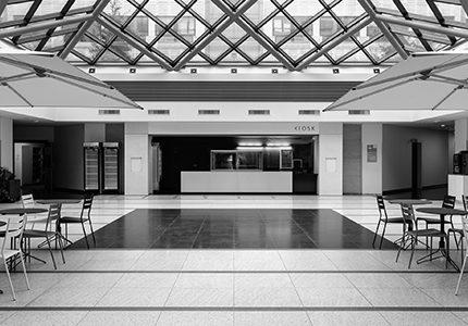 SAINT-OUEN – Création d'un espace de restauration rapide – EDF Cap Ampère